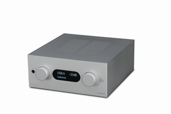 AUDIOLAB M-ONE, =M-DAC + int. amplifier/bluetooth  per piece