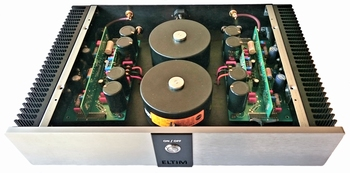 ELTIM A2300RQ Dual Mono Power Amplifier
