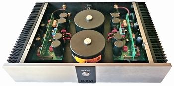 ELTIM A2300RQ Dual Mono Power Amplifier