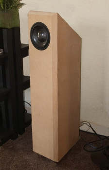 "ELTIM S614 mkII ""Solo"", full range speaker, bottom vented"