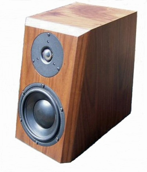 ELTIM CA621, 2-way bookshelf/stand speaker  per pair